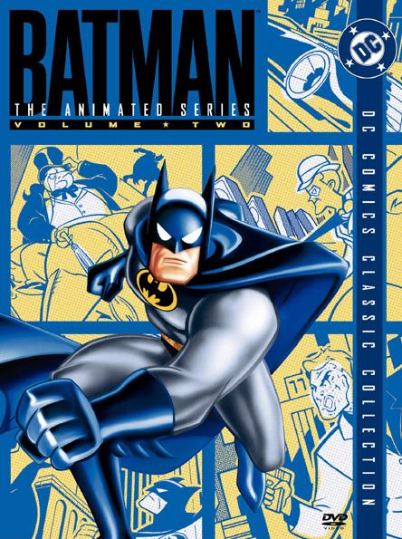Watch Movie Batman The Animated - Season 2
