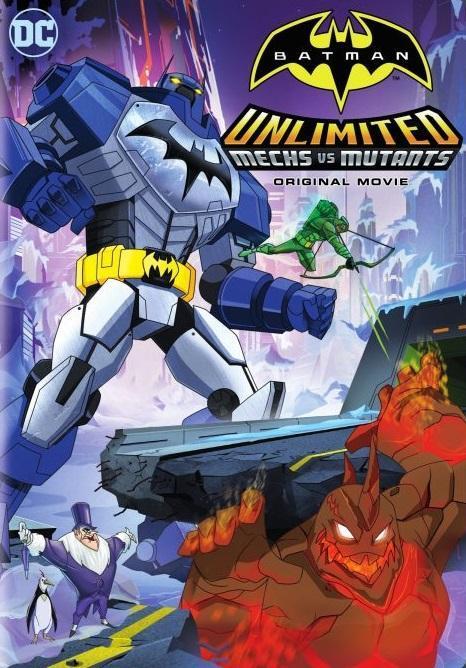 Watch Movie Batman Unlimited: Mech vs. Mutants