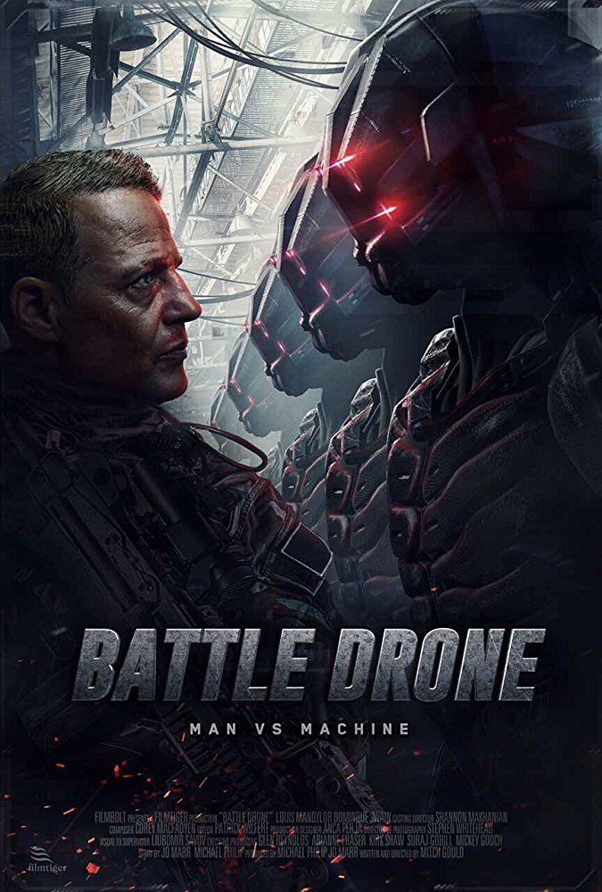 Watch Movie Battle of the Drones