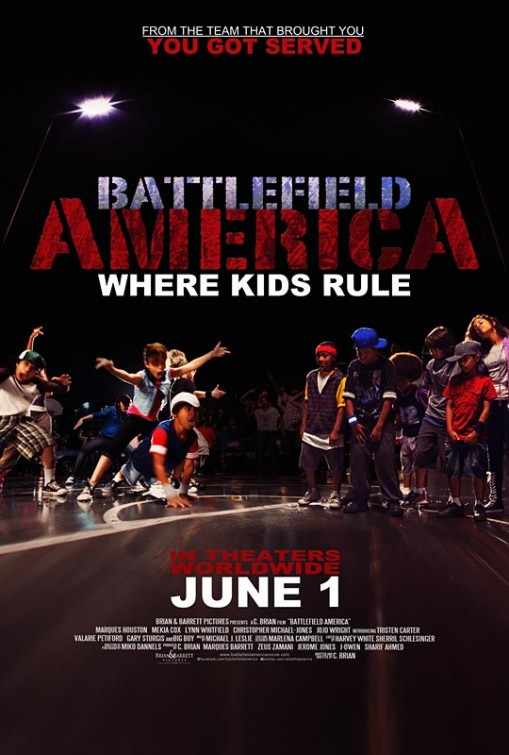 Watch Movie Battlefield America