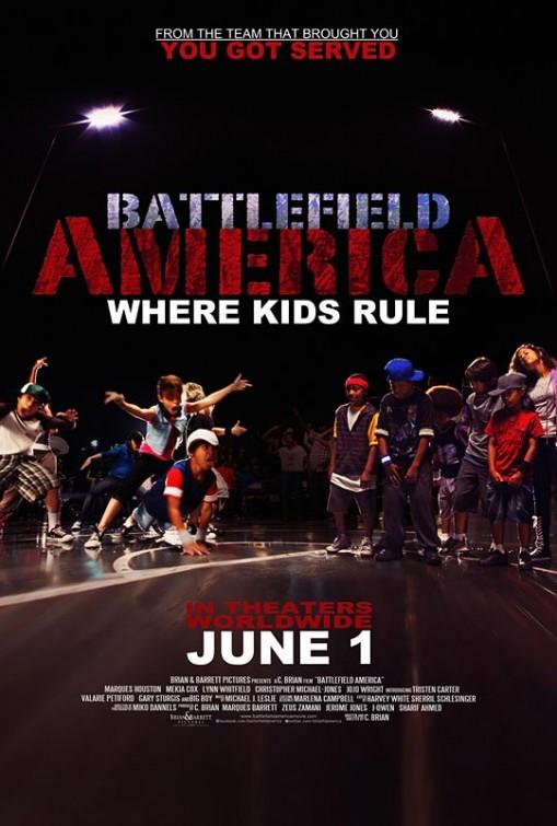Watch Movie Battlefield America
