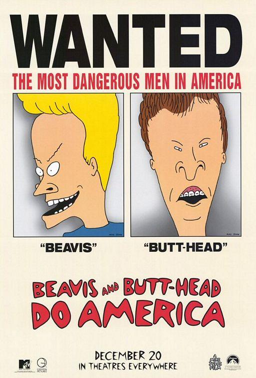 Watch Movie Beavis and Butt Head Do America