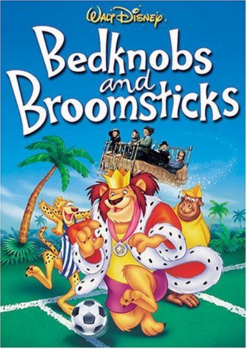 Watch Movie Bedknobs and Broomsticks