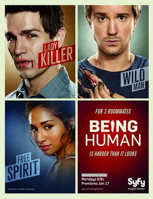 Watch Movie Being Human Us - Season 2