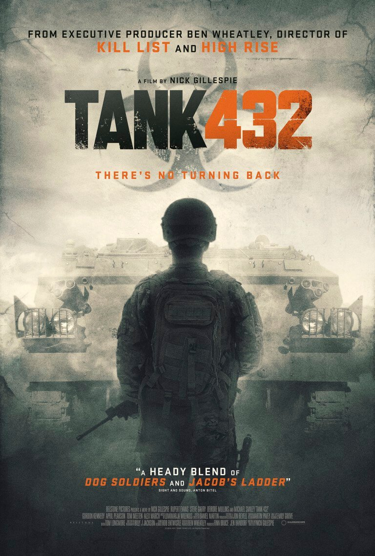 Watch Movie Belly Of The Bulldog (Tank 432)