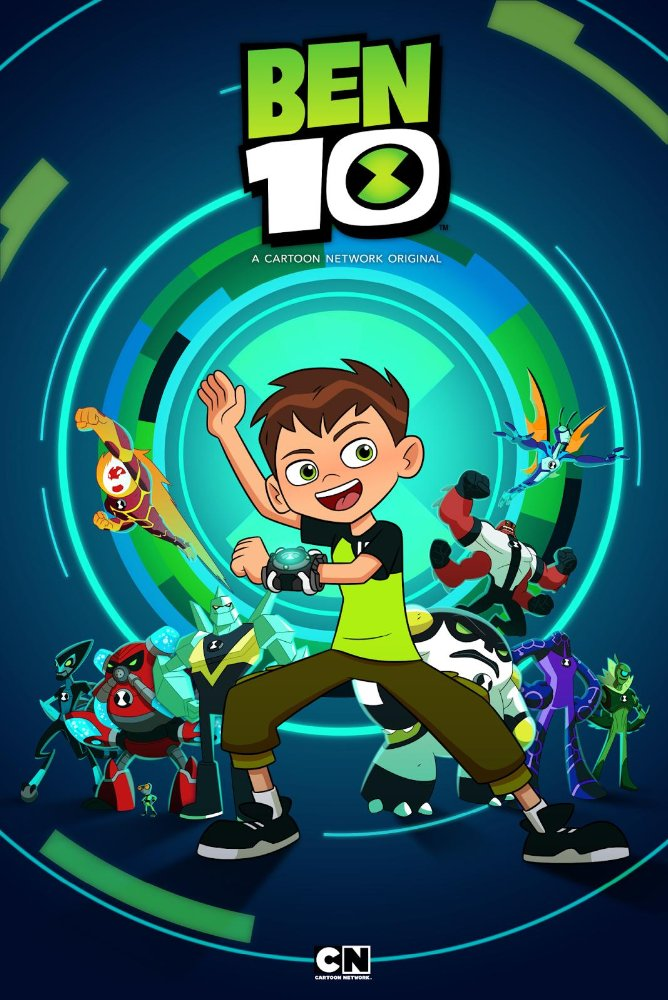 Watch Movie Ben 10 (2016) - Season 2
