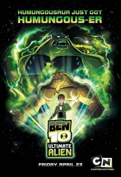 Watch Movie Ben 10 Alien Force - Season 3