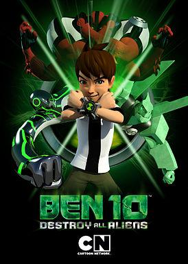 Watch Movie Ben 10: Destroy All Aliens
