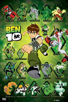 Watch Movie Ben 10 Omniverse - Season 1