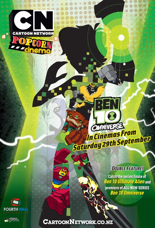Watch Movie Ben 10 Omniverse - Season 2
