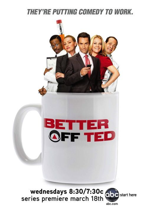 Watch Movie Better Off Ted - Season 2