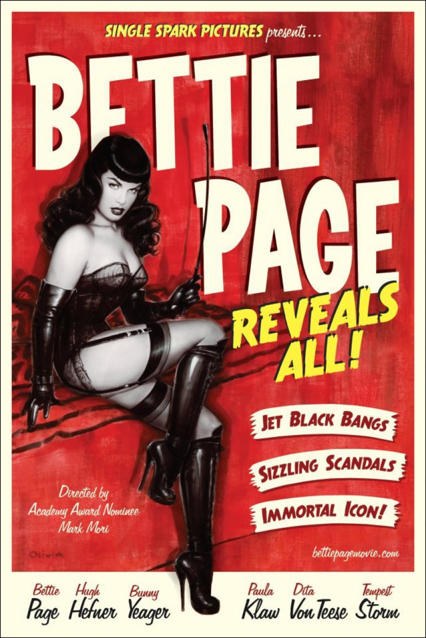 Watch Movie Bettie Page Reveals All