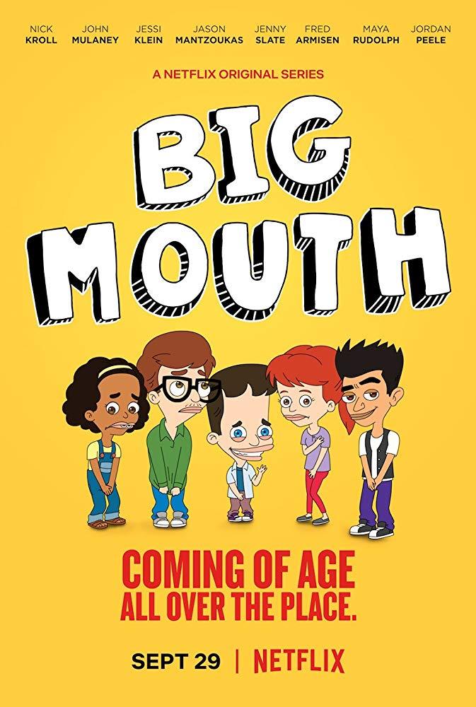 Watch Movie Big Mouth - Season 2