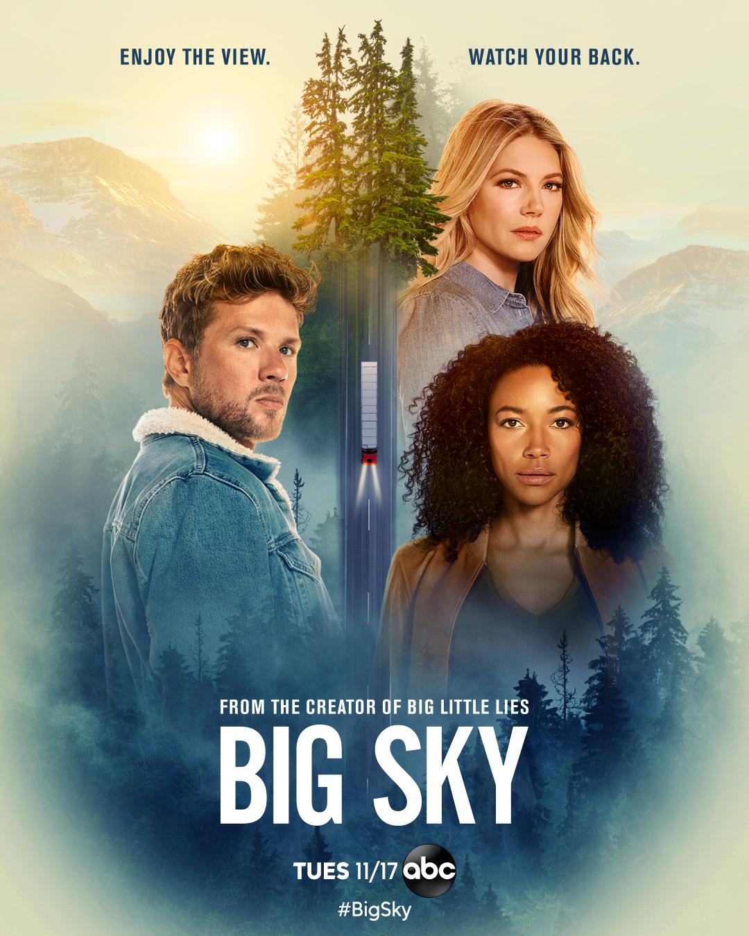 Watch Movie Big Sky (2020) - Season 1