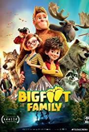 Watch Movie Bigfoot Family
