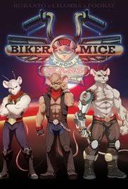 Watch Movie Biker Mice from Mars