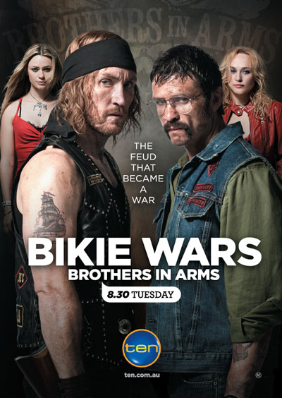 Watch Movie Bikie Wars: Brothers in Arms - Season 1