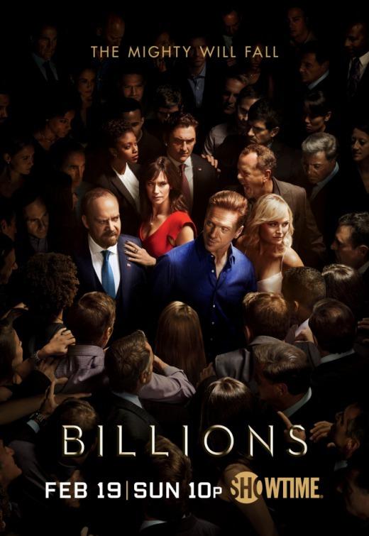Watch Movie Billions - Season 2