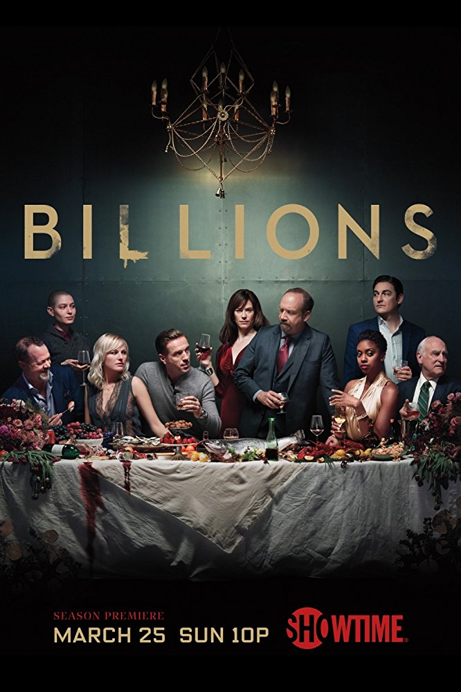 Watch Movie Billions - Season 3