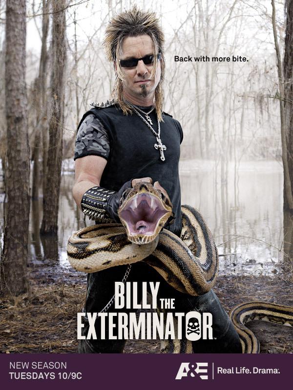 Watch Movie Billy the Exterminator - Season 2