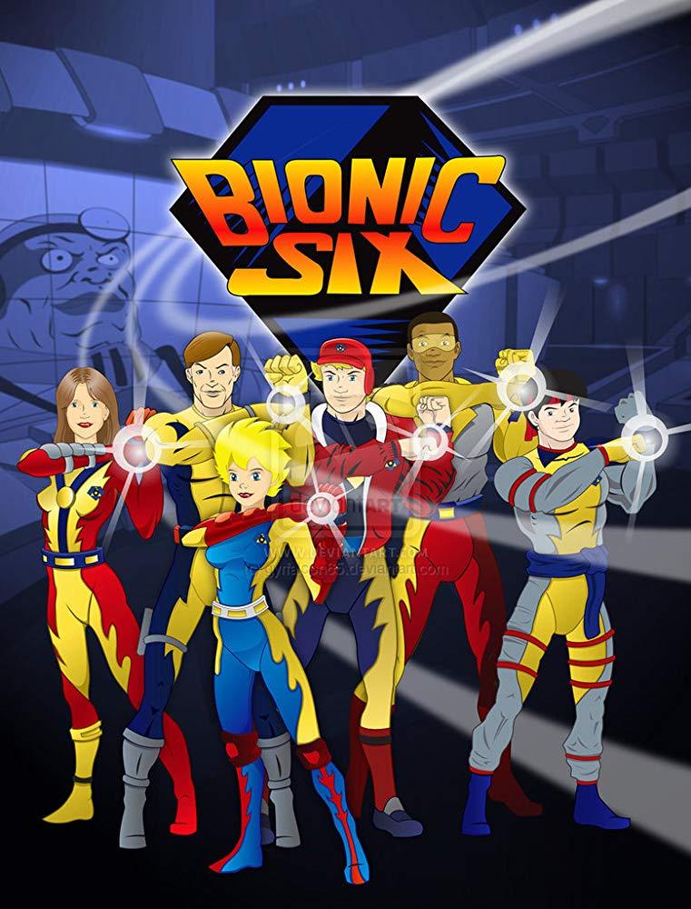 Watch Movie Bionic Six