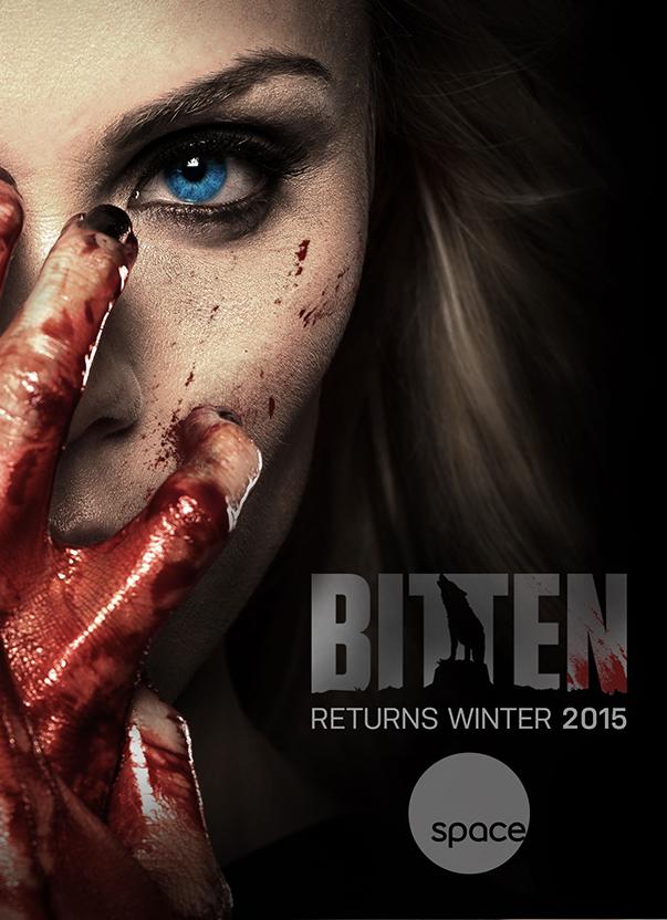 Watch Movie Bitten - Season 3