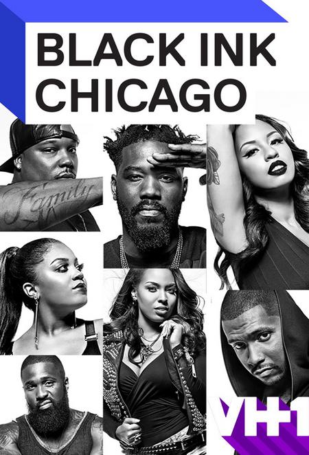 Watch Movie Black Ink Crew: Chicago - Season 4