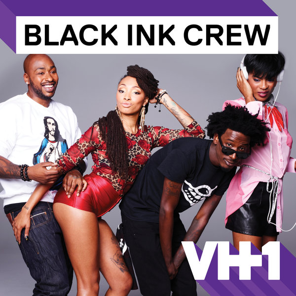 Watch Movie Black Ink Crew - Season 7