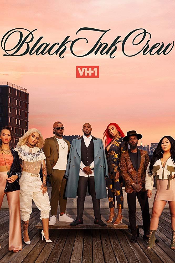 Watch Movie Black Ink Crew - Season 8