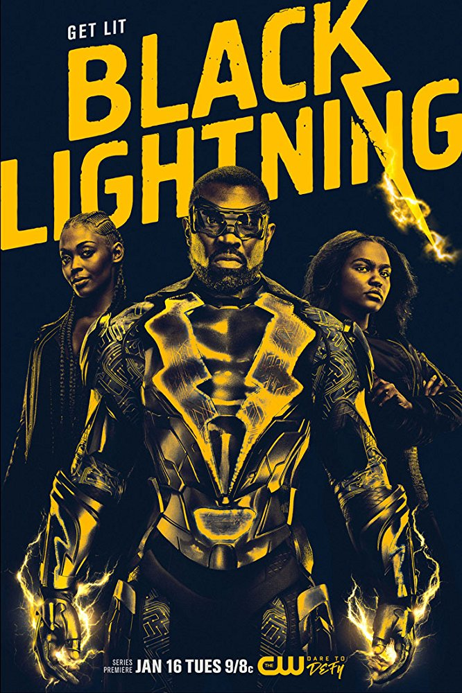 Watch Movie Black Lightning - Season 1
