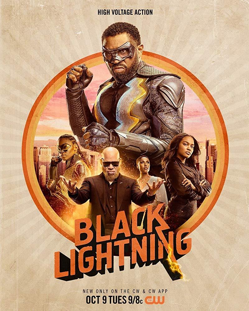 Watch Movie Black Lightning - Season 3