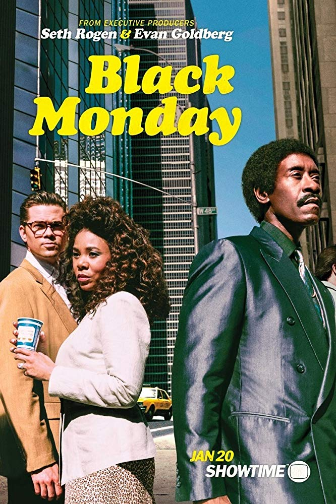 Watch Movie Black Monday - Season 2