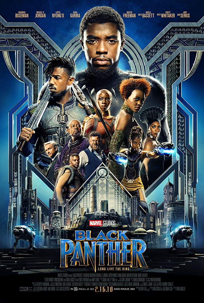 Watch Movie Black Panther