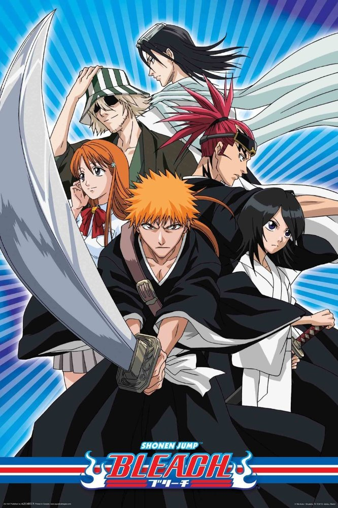 Watch Movie Bleach - Season 01 (English Audio)