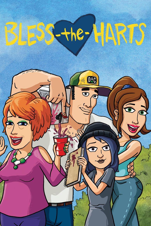 Watch Movie Bless the Harts - Season 2