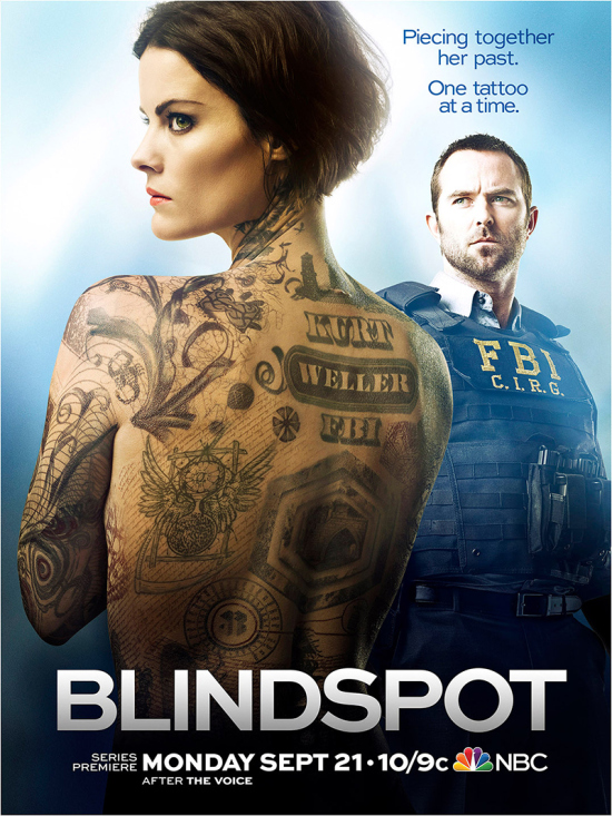 Watch Movie Blindspot - Season 1
