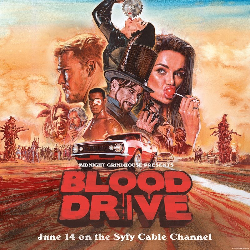 Watch Movie Blood Drive - Season 1