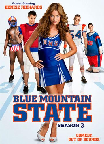 Watch Movie Blue Mountain State - Season 3