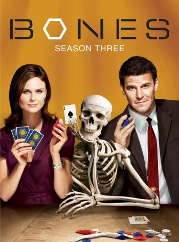 Watch Movie Bones - Season 3