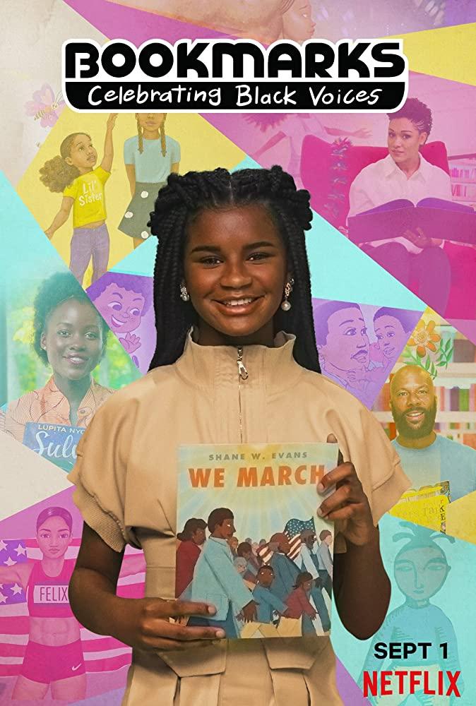 Watch Movie Bookmarks: Celebrating Black Voices - Season 1