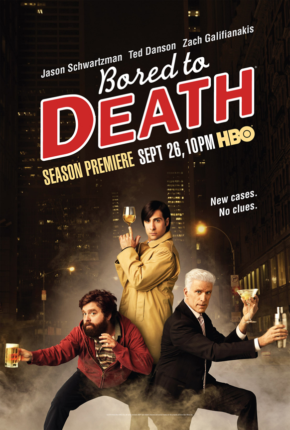 Watch Movie Bored to Death - Season 1