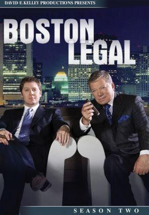 Watch Movie Boston Legal - Season 3