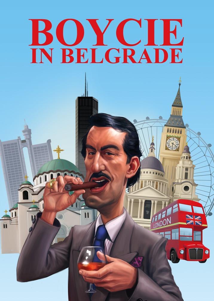 Watch Movie Boycie in Belgrade