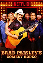 Watch Movie Brad Paisley's Comedy Rodeo