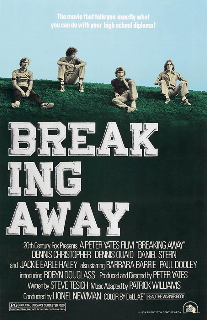 Watch Movie Breaking Away