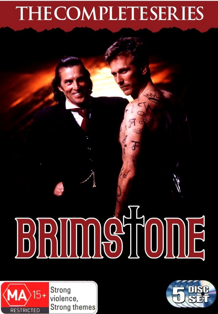 Watch Movie Brimstone - Season 1