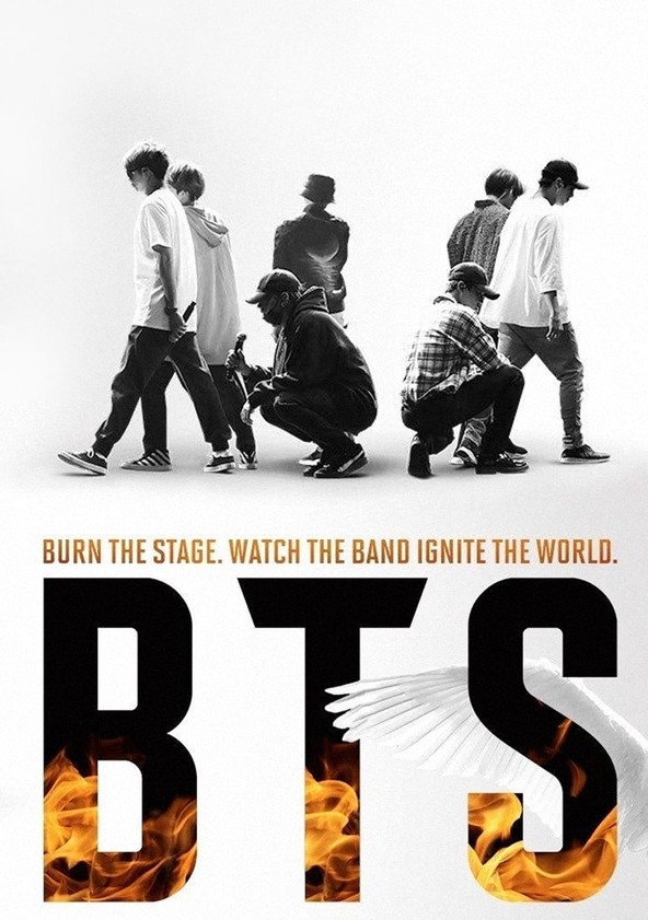 Watch Movie BTS: Burn the Stage
