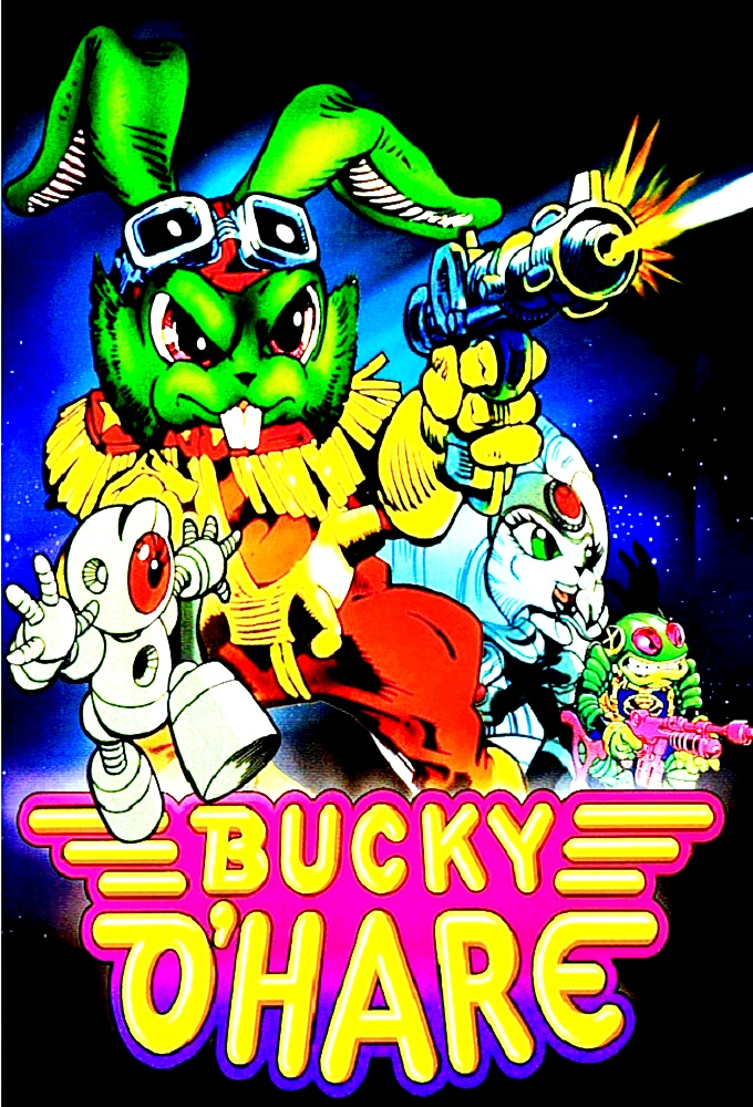 Watch Movie Bucky O'Hare and the Toad Wars!