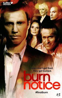 Watch Movie Burn Notice - Season 1