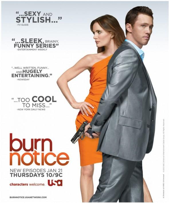 Watch Movie Burn Notice - Season 5
